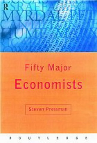 9780415134804: Fifty Major Economists (Routledge Key Guides)
