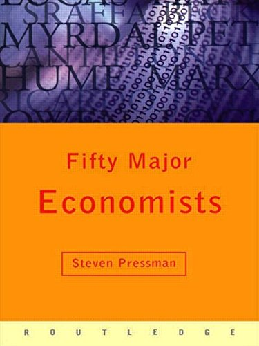 9780415134811: Fifty Major Economists (Routledge Key Guides)