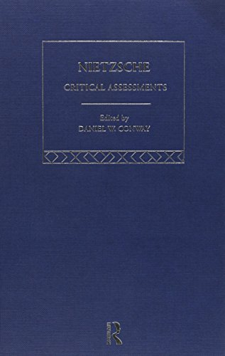 9780415135610: Nietzsche: Critical Assessments (4 volume Set) (Critical Assessments of Leading Philosophers)