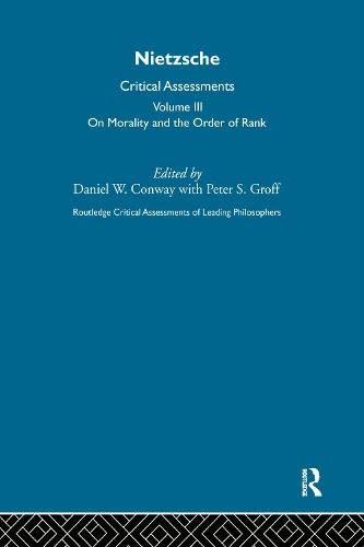 9780415135641: Nietzsche: Critical Assessments