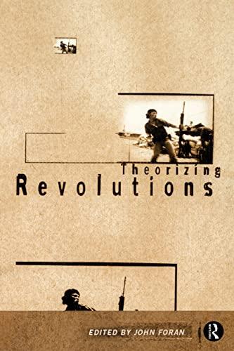 9780415135689: Theorizing Revolutions (Warwick St.in European Philosophy)