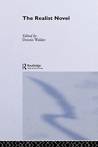 9780415135719: The Realist Novel (Approaching Literature)