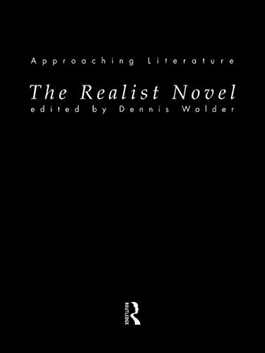 9780415135726: The Realist Novel (Approaching Literature)