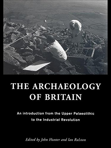 9780415135887: The Archaeology of Britain: An Introduction from Earliest Times to the Twenty-First Century