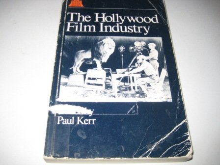 9780415136563: The Hollywood Film Industry