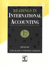 Readings in International Accounting (9780415136860) by John Blake; Mahmud Hossain