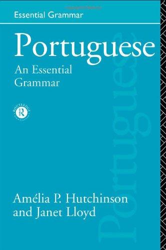 9780415137089: Portuguese: An Essential Grammar (Routledge Essential Grammars)