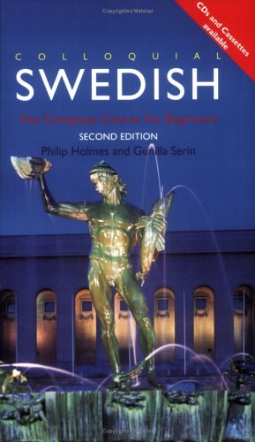 9780415137164: Colloquial Swedish: A Complete Language Course (Colloquial Series)