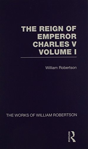 The Collected Works of William Robertson
