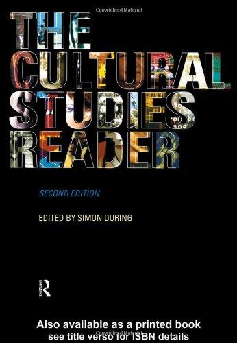 9780415137546: The Cultural Studies Reader