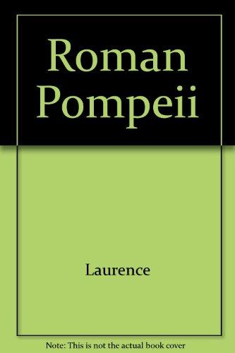 9780415138161: Roman Pompeii