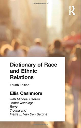 9780415138222: Dictionary of Race and Ethnic Relations