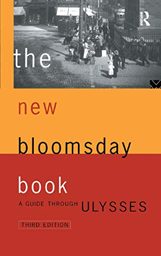 9780415138574: The New Bloomsday Book: A Guide Through Ulysses