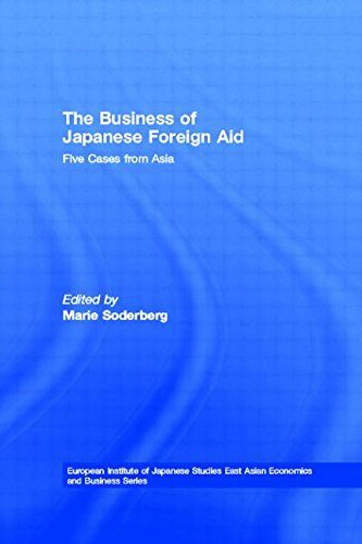 9780415138789: The Business of Japanese Foreign Aid: Five Cases from Asia (European Institute of Japanese Studies East Asian Economics and Business Series)