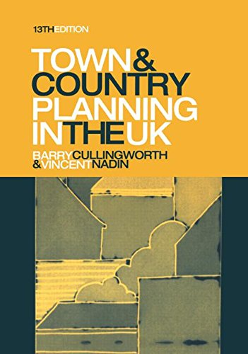 9780415139137: Town and Country Planning in the UK