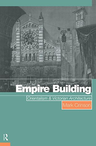 9780415139403: Empire Building: Orientalism and Victorian Architecture
