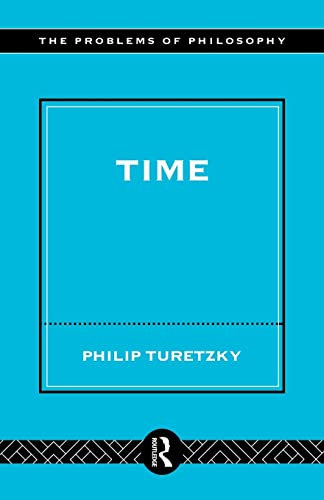 9780415139489: Time (Problems of Philosophy)