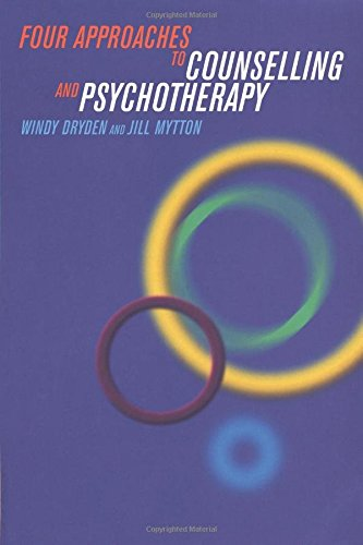 9780415139939: Four Approaches to Counselling and Psychotherapy