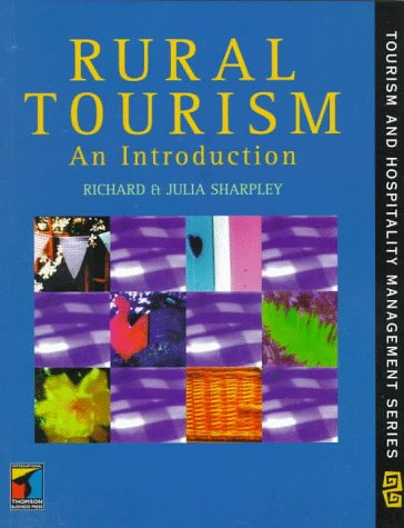 9780415140102: Rural Tourism: An Introduction (Tourism and Hospitality Management Series)