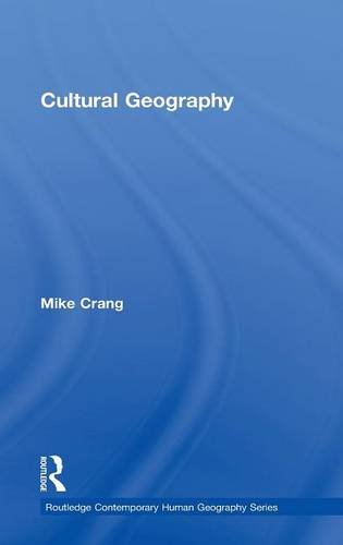 9780415140829: Cultural Geography (Routledge Contemporary Human Geography Series)