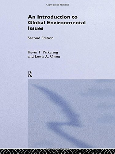 9780415140980: An Introduction to Global Environmental Issues