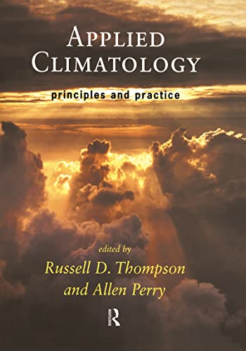 9780415141000: Applied Climatology: Principles and Practice