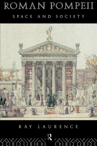9780415141031: Roman Pompeii: Space and Society