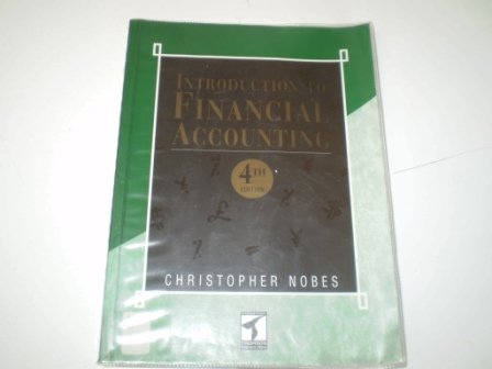 9780415141208: Introduction to Financial Accounting