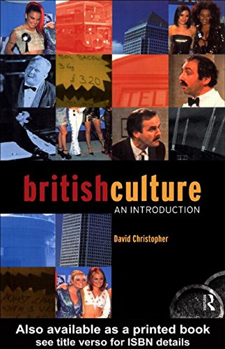 9780415142182: British Culture: An Introduction