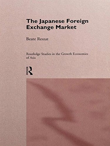 9780415142328: The Japanese Foreign Exchange Market (Routledge Studies in the Growth Economies of Asia)