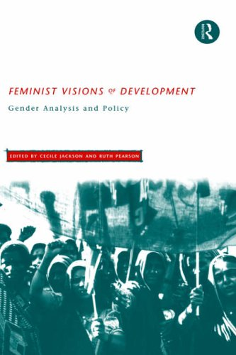 9780415142342: Feminist Visions of Development: Gender Analysis and Policy (Routledge Studies in Development Economics)