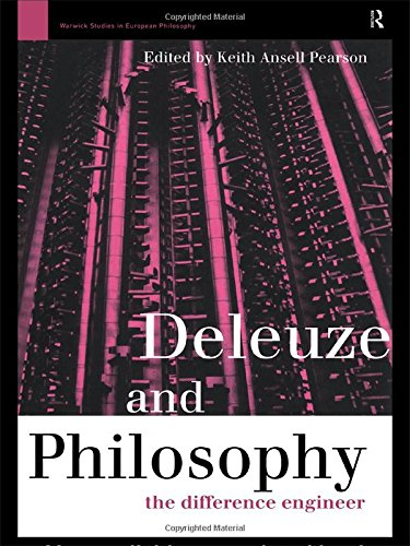9780415142694: Deleuze and Philosophy: The Difference Engineer (Warwick Studies in European Philosophy)