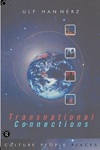9780415143097: Transnational Connections: Culture, People, Places (Comedia)