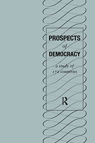 9780415144063: Prospects of Democracy: A Study of 172 Countries