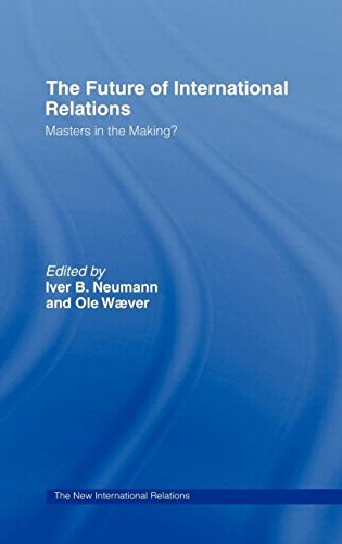9780415144070: The Future of International Relations: Masters in the Making? (New International Relations)