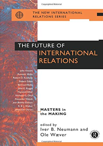 9780415144087: The Future of International Relations: Masters in the Making?