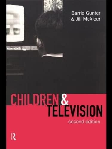 9780415144520: Children & Television