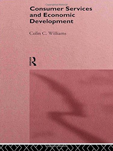 9780415145046: Consumer Services and Economic Development