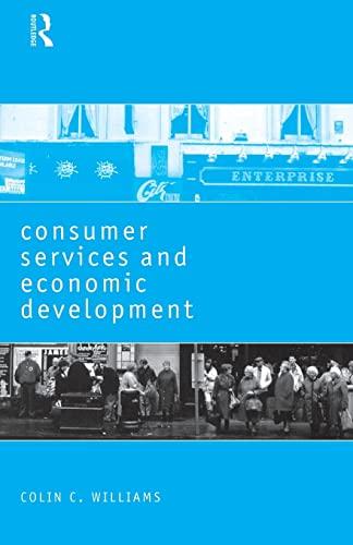 9780415145053: Consumer Services and Economic Development