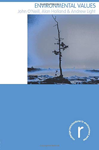 9780415145091: Environmental Values (Routledge Introductions to Environment: Environment and Society Texts)