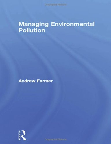 9780415145145: Managing Environmental Pollution (Routledge Environmental Management)