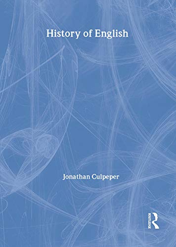 9780415145916: History of English (Language Workbooks)