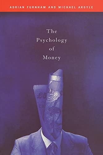 9780415146067: The Psychology of Money