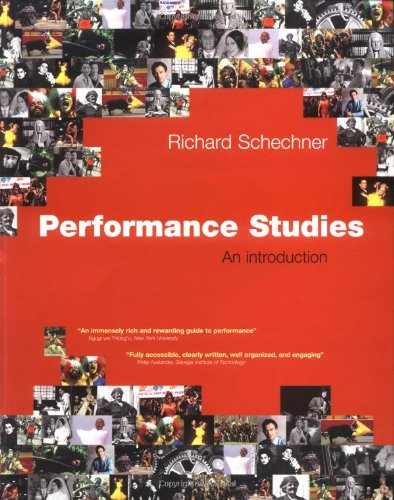 9780415146210: Performance Studies: An Introduction