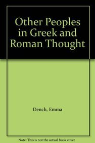 9780415146333: Other Peoples in Greek and Roman Thought