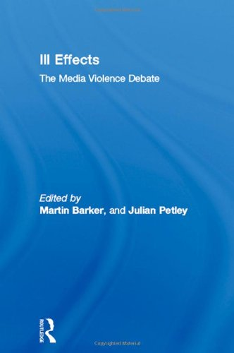 an analysis of the violence in the media entertainment and the teachers for resisting unhealthy chil The psychological effects of media violence on children and adolescents joanne cantor, phd research on media violence is often misunderstood by the general public.