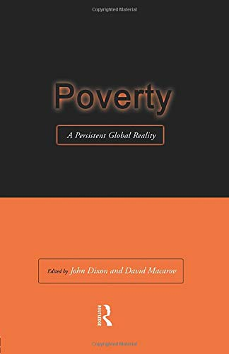Poverty: A Persistent Global Reality
