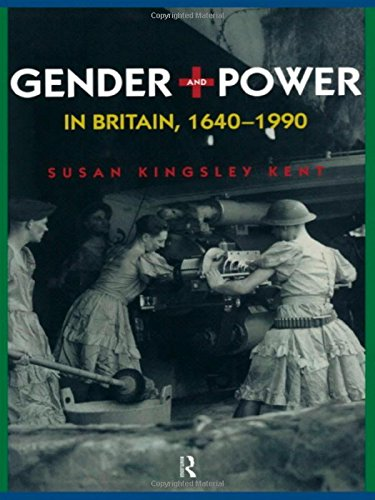 9780415147415: Gender and Power in Britain 1640-1990