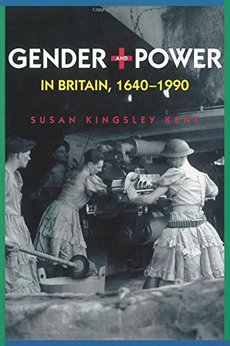 9780415147422: Gender and Power in Britain, 1640-1990