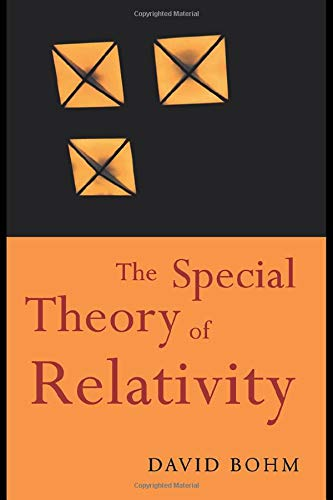 9780415148092: The Special Theory of Relativity